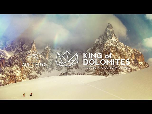 Arc´teryx King of Dolomites 2017 Teaser
