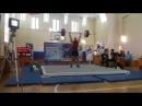 Толчок 170кг на Чемпионате г. Томска
