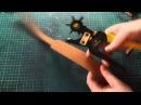 Кожаный браслет своими рукам. Making leather braslet
