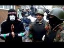 интервью с защитниками Славянска и Красного Лимана, 13.04.2014 - часть 4