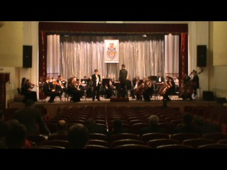 Mikhail Bachyla -Haydn Concert for trumpet and orchestra Es-durr