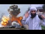 Араб с бомбой в сумке  Жесткий пранк  Смотреть