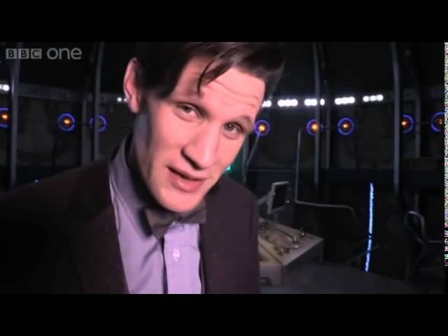 Доктор Кто: 7 сезон BAFTA в ТАРДИС (озвучка от Baibako TV)