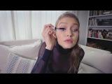Gigi Hadids Go-To East Coast Glam Makeup Look Tutorial  Maybelline New York