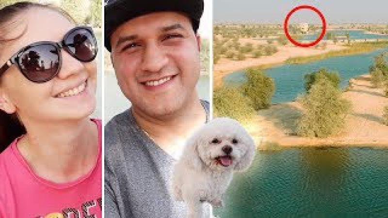 Incredible Road Trip to Al Qudra Lake 2017 | OMG DJi Spark CAN DO IT | Last Exit Dubai Vlogger