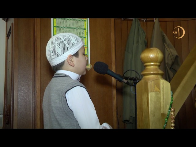 12-летний хафиз ведет таравих в Казани