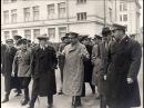Борец с коррупцией Николай Ежов, нарком внутренних дел 1936-38, документальные кадр...