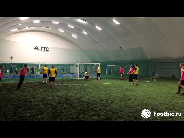 FOOTBIC.RU. Видеообзор 29.05.2017 (Метро Марьина Роща). Любительский футбол