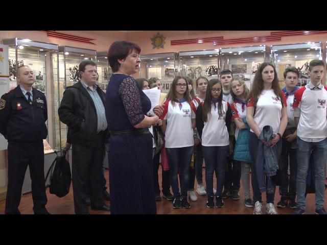 В Музее МВД открылся зал Великой Отечественной войны