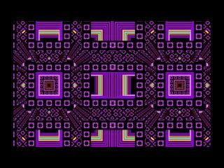 Фрактальные кубы / Fractal cubes [AE,C4D]