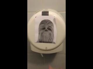 Chewbacca WC