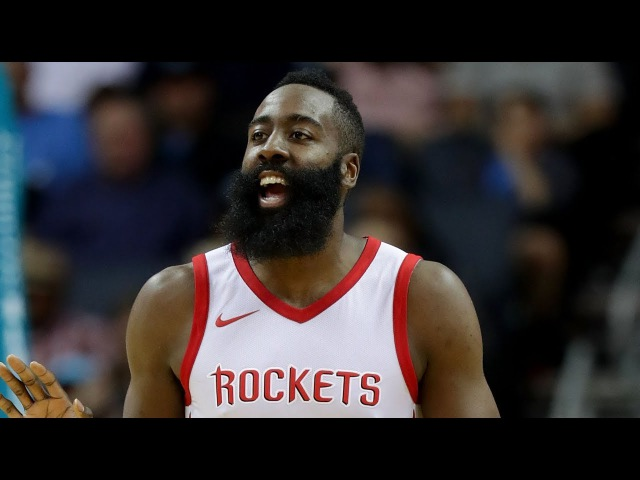 James Harden's First Triple-Double of the Season   October 27, 2017
