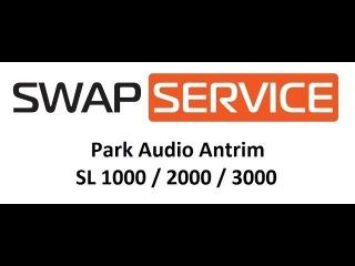 Park Audio Antrim SL 1000, SL 2000, SL 3000 усилитель мощности