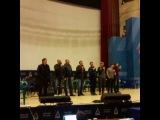 Песня группы Чайф в исполнении Уральских Пельменей. Фрагмент