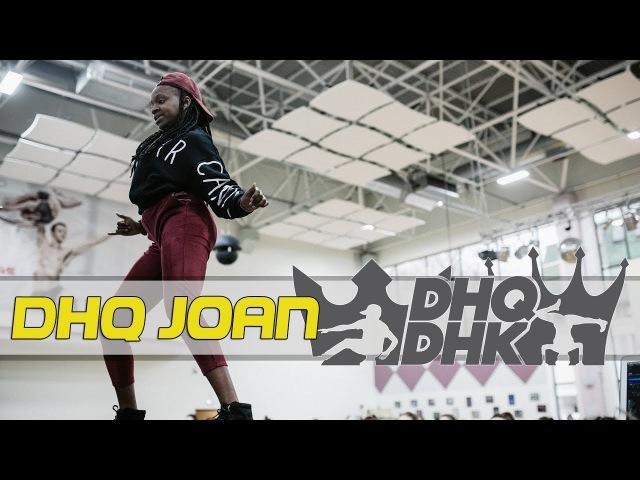 DHQ DHK CIS 2017 | DANCEHALL WORKSHOP BY DHQ JOAN