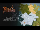 Краткая демонстрация обновления Albion Online: Galahad