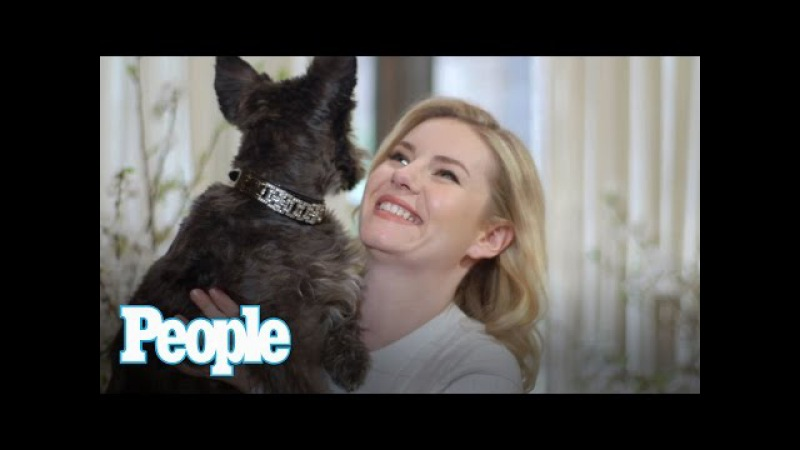 Elisha Cuthbert On Her Adorable Puppy   People