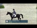 Melanie Ferrio-Wise and Wings - Bridleless at WIHS