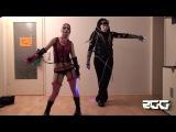 Dark Dance Society - Industrial Dance - Cyberflummi &amp Har-Magedon
