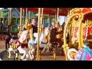 КАРУСЕЛЬ - КАРУСЕЛЬ аттракционы для детей катаемся на лошадках) МАМЫ Live