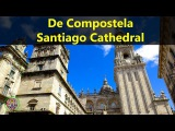Best Tourist Attractions Places To Travel In Spain  Santiago De Compostela Cathedral Destination