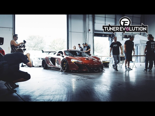 Tuner Evolution TEPHILLY 2017 | Tarmac Apparel (4K)