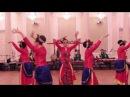 Genjiring Krakatau Kirana Nusantara Dance studio Indonesian Day in Kazan Tatarstan 2017