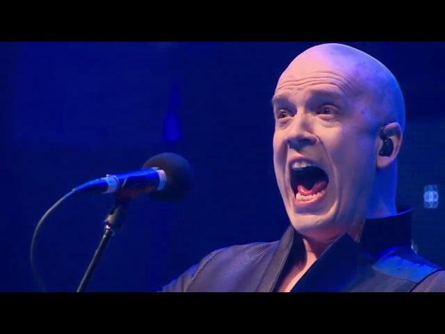 Devin Townsend Ziltoid Live At The Royal Albert Hall DVD 2015
