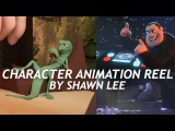 Character Animation Reel 2017 - Shawn Lee