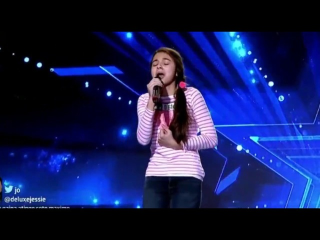 Laura Bretan - O Mio Babbino Caro | Romanii Au Talent 2016