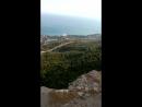Вид на Форос с Храма. Крым.