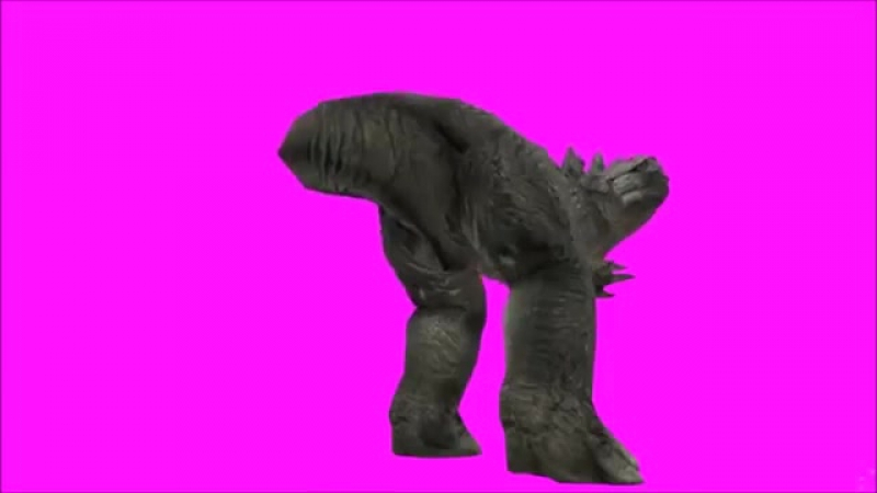 Танцующий динозавр (The dancing dinosaur)