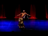Rachid Alexander, Male Belly Dance, Nancy Ajram Mistaniyak رقص شرقي 4533
