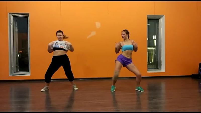 Twerk Choreo by Nastya Gnatyuk
