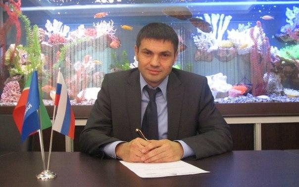 Указом № УП-476 Президента Республики Татарстан Минниханова Р.Н. посто