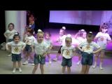 Отчётный концерт 2017 Маленькие звёзды Раз ладошка-два ладошка