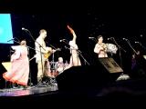Фрагмент выступления в юбилейном концерте