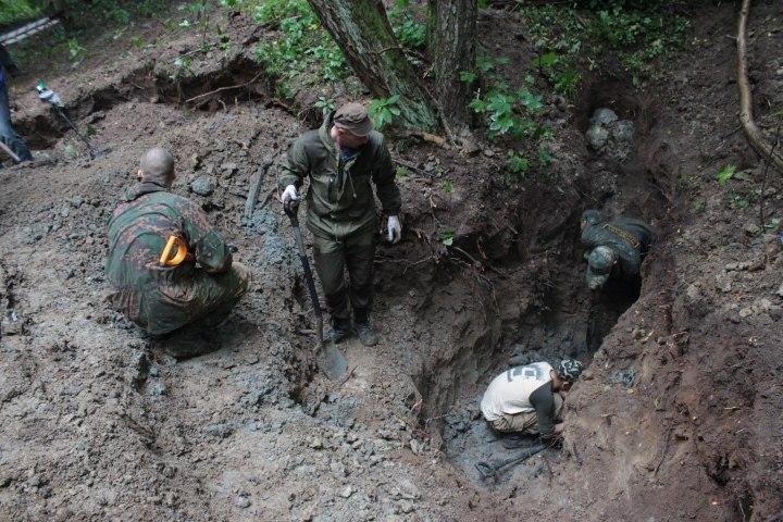 Останки летчика из Марухи обнаружили в Калининградской области