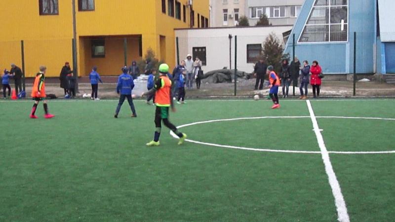 ФШ ХАРЬКОВ (2006) vs КДЮСШ-16 (2005). ТМ. 15.03.2017. Half 2