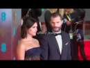 Jamie and Millie at the BAFTA