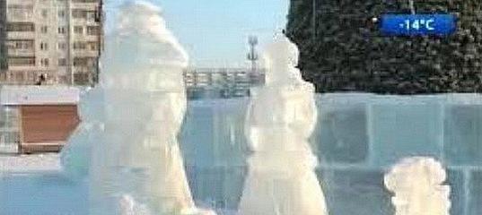 Подготовку к строительству снежных городков решено начать уже сейчас