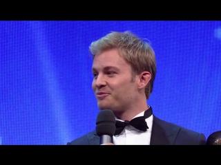 FIA Prize Giving 2016 – FIA Formula One World Champion – Nico Rosberg
