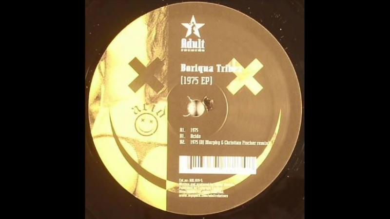 Boriqua Tribez - Acido