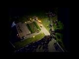 9 мая 2016, факельное шествие (Шульгинка) и салют (Старобельск)