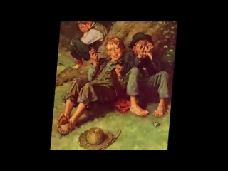 Буктрейлер по книге Марка Твена «Приключения Тома Сойера»