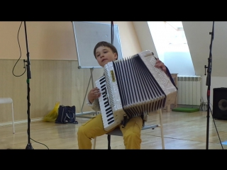 Гауранга, аккордеон 2