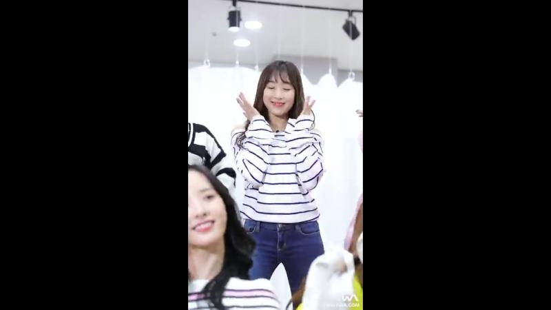 170426 우주소녀 (WJSN) 너에게 닿기를 수빈 직캠 @딩동라이브 1회 Fancam by -wA-