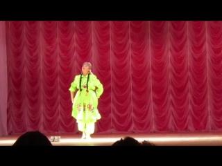 Татарский шуточный танец с галошами - Альбина Сайфутдинова, ООО