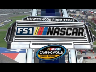 2017 NASCAR Camping World Truck Series - Round 07 - Texas 400