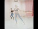 джаз модерн Ольга Гасанова(студия танцев Анны Пономаренко)